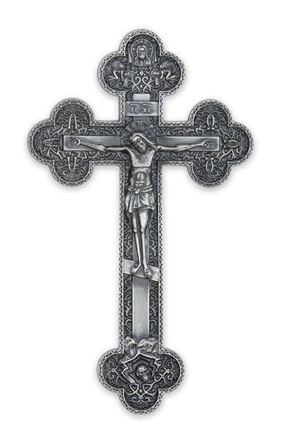 (SCLEZS59) Orthodox Crucifix
