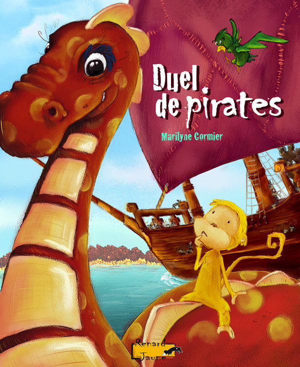 Duel de pirates (Couverture souple - Fille)