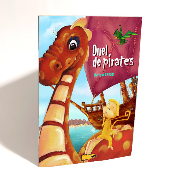 Duel de pirates (Mini-broché - Fille)