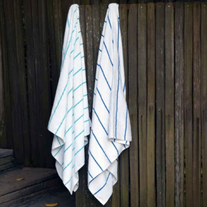 Cotton Terry Pool Towels