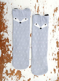Children's Fox Socks 0-6 Years