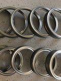 50 pcs Canning Rings/Bands Regular and Wide Mouth