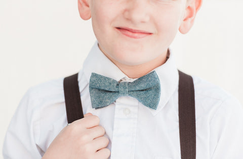 Children's Cotton Bow Ties