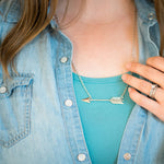 Arrow Necklaces