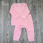 2 PC Ribbed Baby Outfits