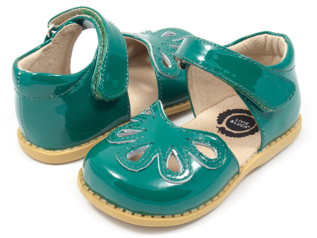 $25 Warehouse Livie and Luca Petal Dark Green