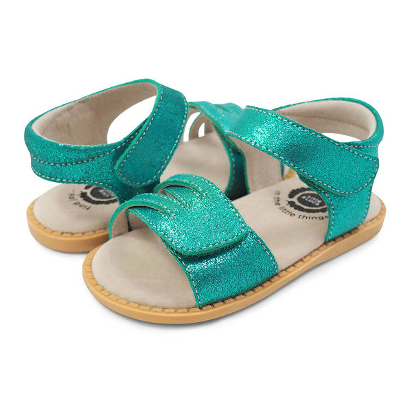 Warehouse Livie and Luca Athena Aqua Shimmer