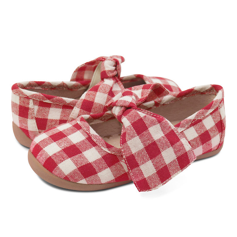$25 Warehouse LL Haley Red Gingham