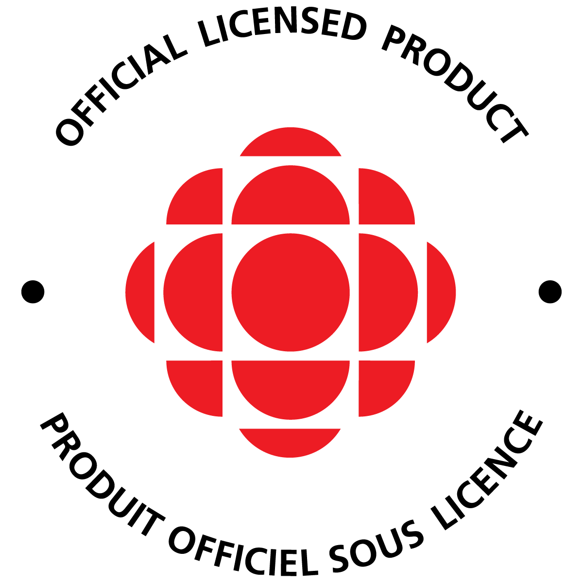 CBC Officially Liscensed Product