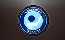 Hockey Night in Canada officially licensed illuminated sign - Retro Logo - Available Now!