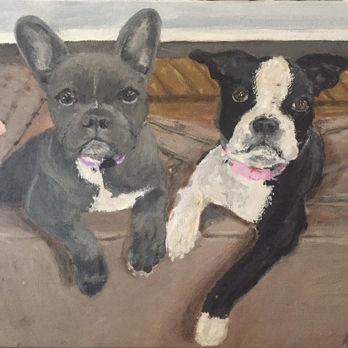 Custom Pet Portraits (this is an example)