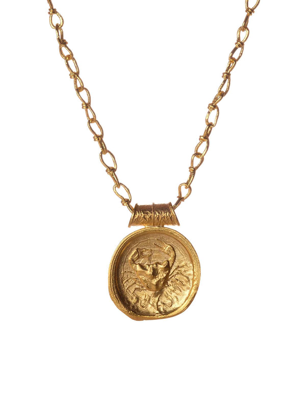 Cancer-zodiac-sign-pendant-misho-Jewellery