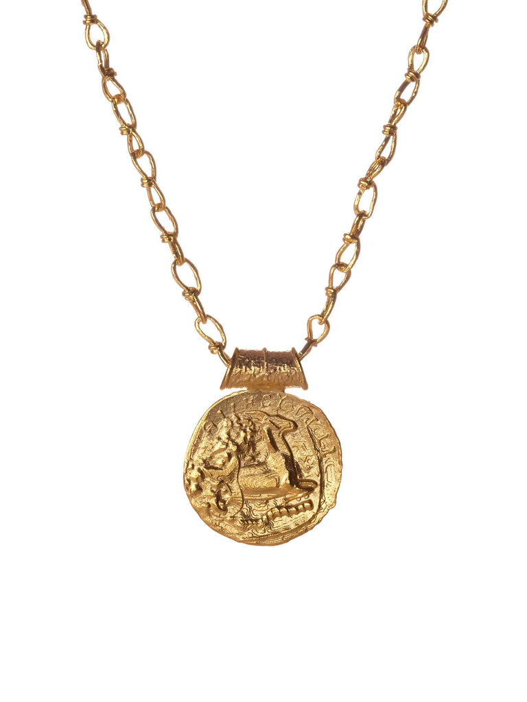 Capricorn-zodiac-sign-pendant-misho-Jewellery