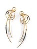 Katana Earrings