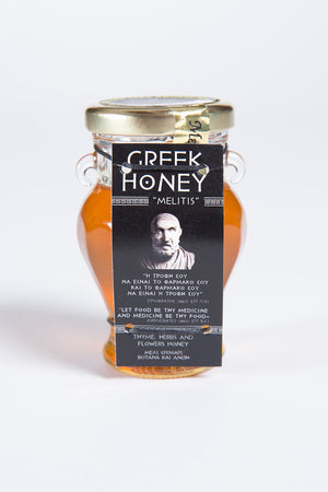 Thyme, Herbs and Flowers Honey 230gr