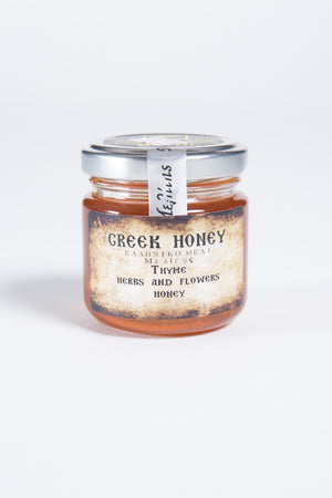 Thyme, Herbs and Flowers Honey 110gr (Flight Pack)