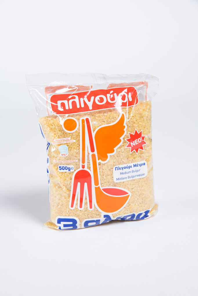 3alfa Medium Bulgur 500gr