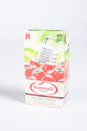 Grated Tomatoes Pummaro 500gr