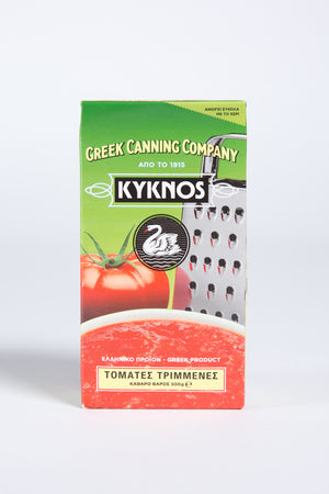 Grated Tomatoes Kyknos 500gr
