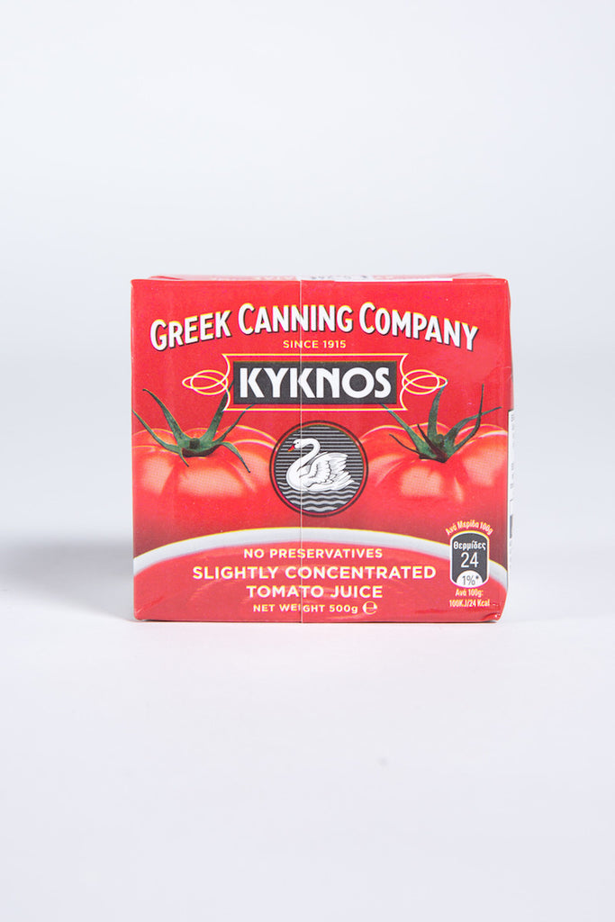 Slightly Concetrated Tomato Juice Kyknos 500gr