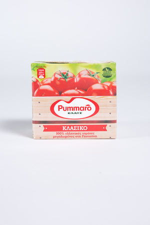 Slightly Concentrated Tomato Juice Pummaro 500gr