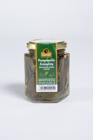 Capers Leaves from Santorini - Santo 200gr