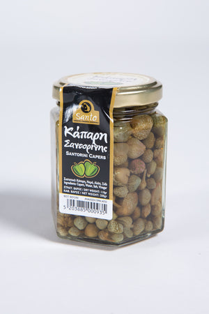 Wild Capers from Santorini - Santo 200gr