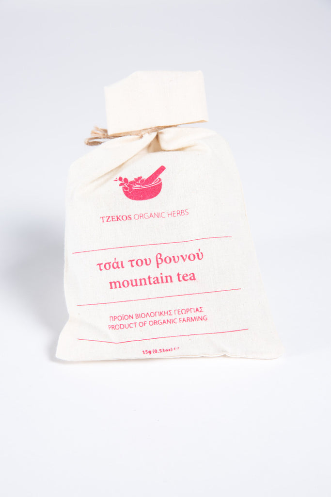 Organic Mountain Tea in Pouches 15gr
