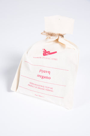 Organic Oregano in Pouches 30gr