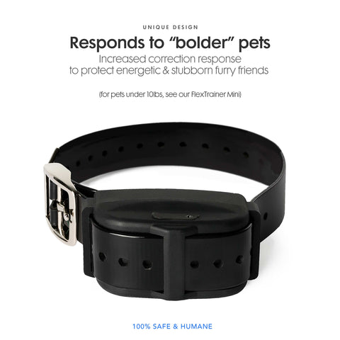 Receiver Dog Collar (for Dominant Dog Advanced Hidden Fence FlexTrainer™)