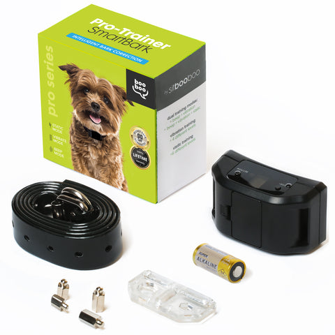 Anti-Bark Dog Collar w/ SmartBark™ Technology