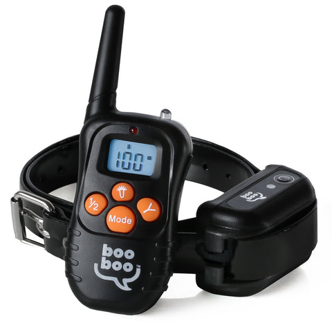 Dog Obedience Training System w/ Remote (Single Pet – ProTrainer Series)