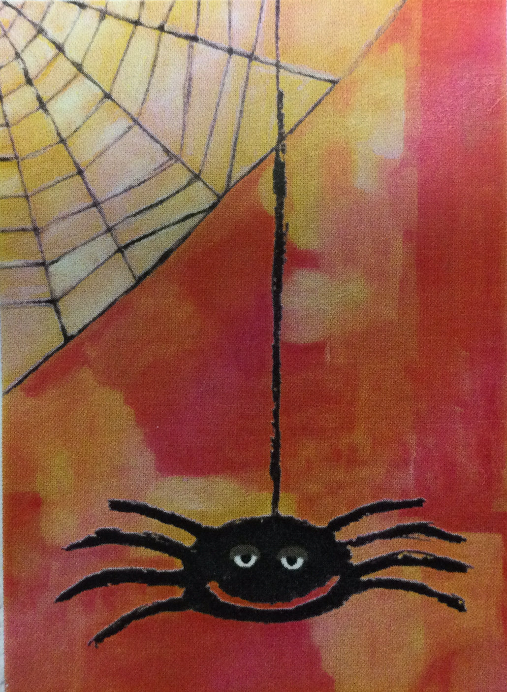 Eek Spider House Flag