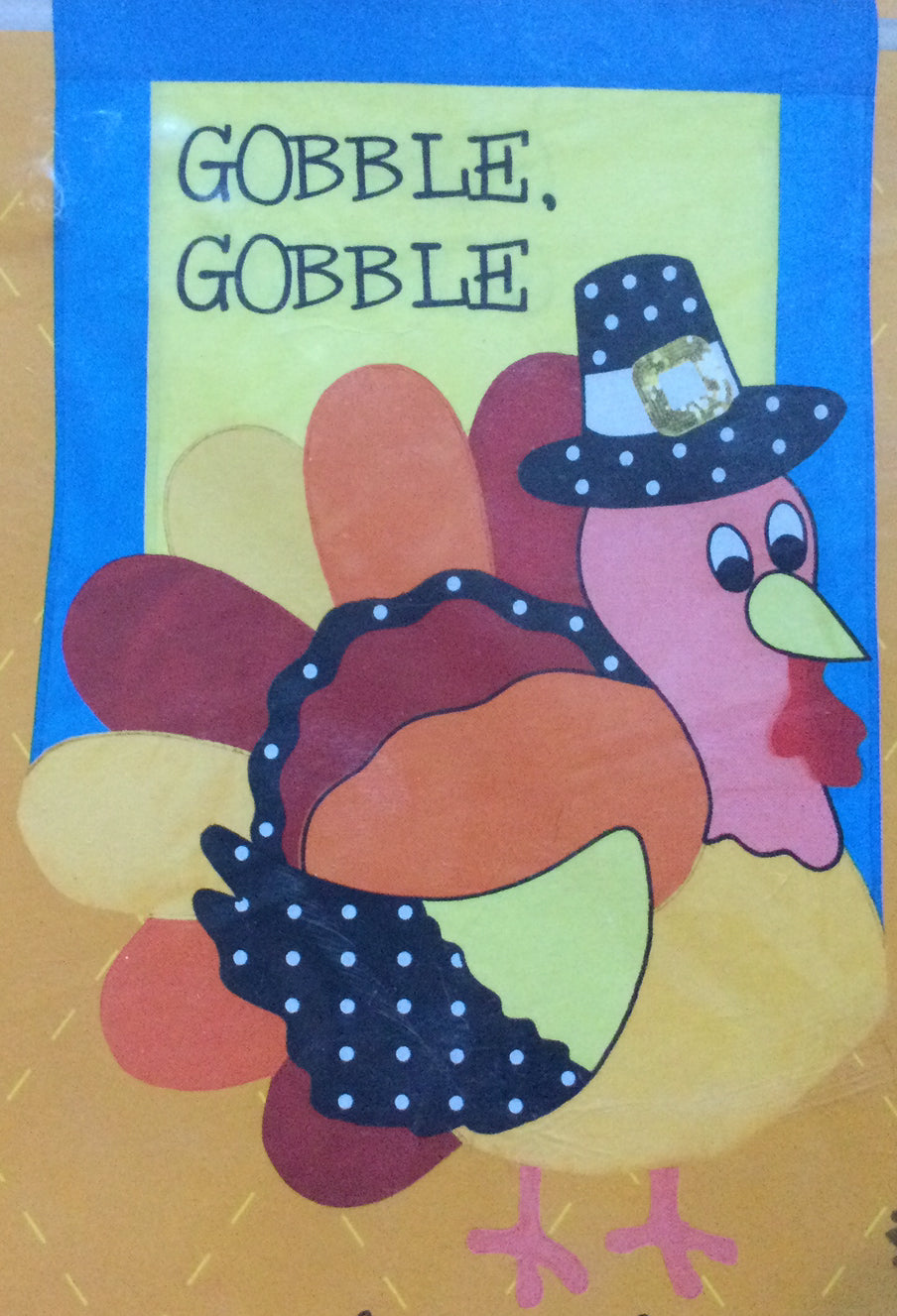 Gobble It Up House Flag