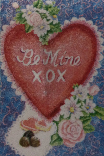 Chocolates/ Be Mine House Flag