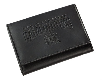 USC Gamecock Tri-Fold Wallet