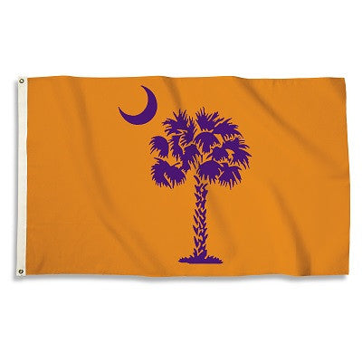 Palmetto Flag with eyelets