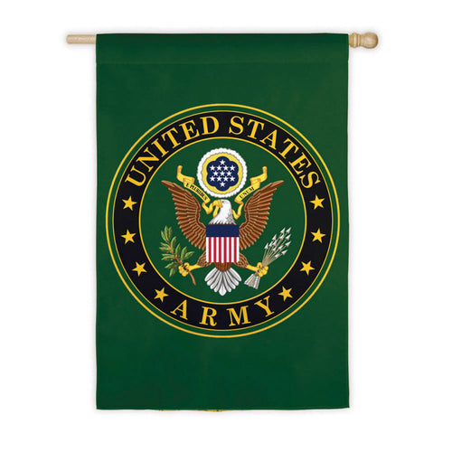 Army House Flag