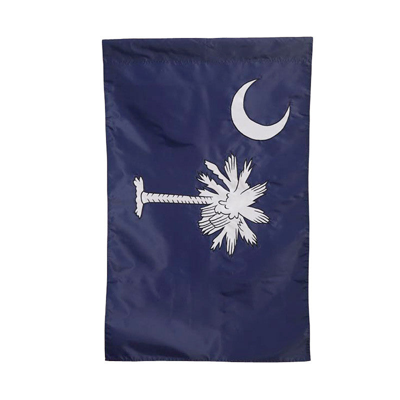 South Carolina Appliqué House Flag
