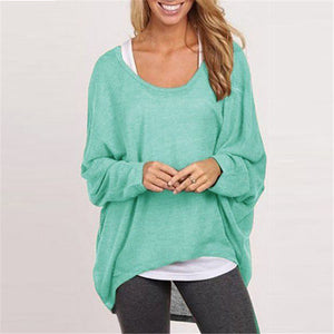 Long Sleeve European Style Sweater, Sweaters - Yadys.com