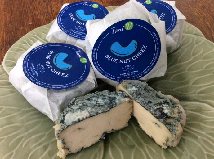 Blue Nut Cheez