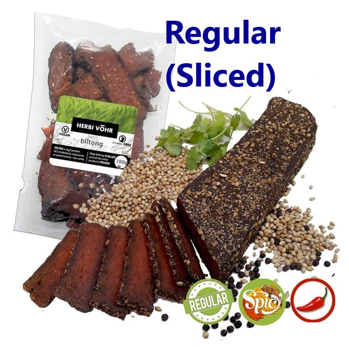 Biltong Regular (100g) (pre-sliced)