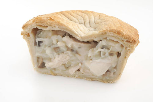 Vegan Chicken and Mushroom Pie (375g) - New Recipe