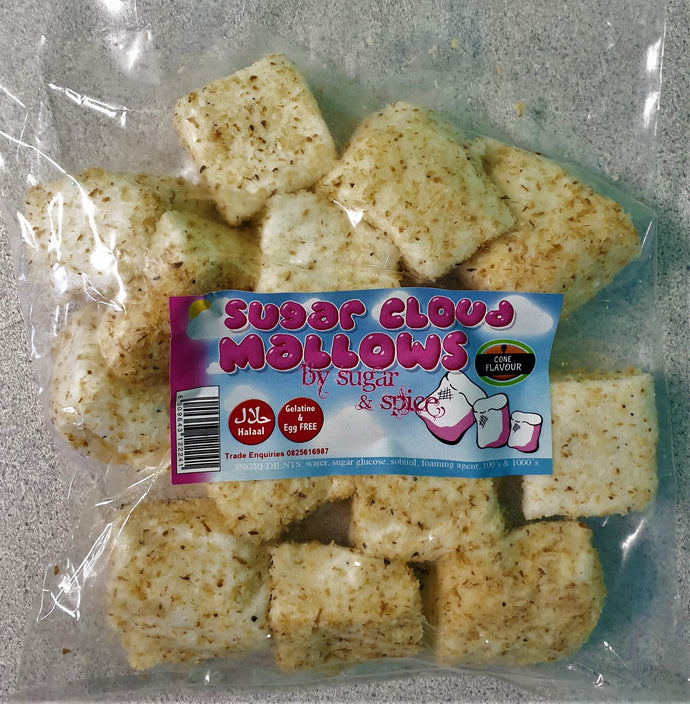 Coconut Marshmallows