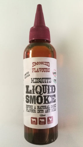 Mesquite Liquid Smoke (125ml)