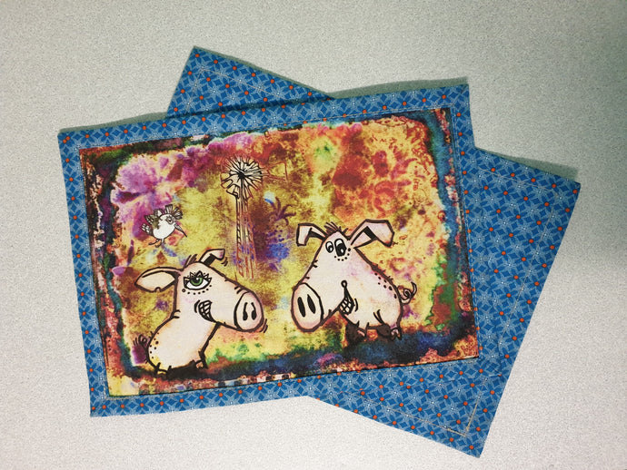 Large Placemats (set of 2)