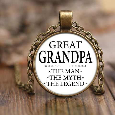 GREAT-GRANDPA SPECIAL NECKLACES