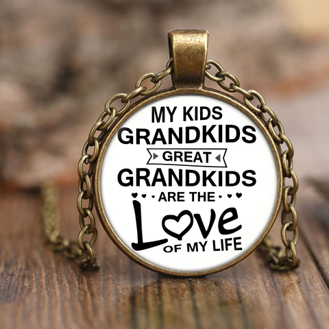 GREAT-GRANDPARENTS SPECIAL NECKLACES
