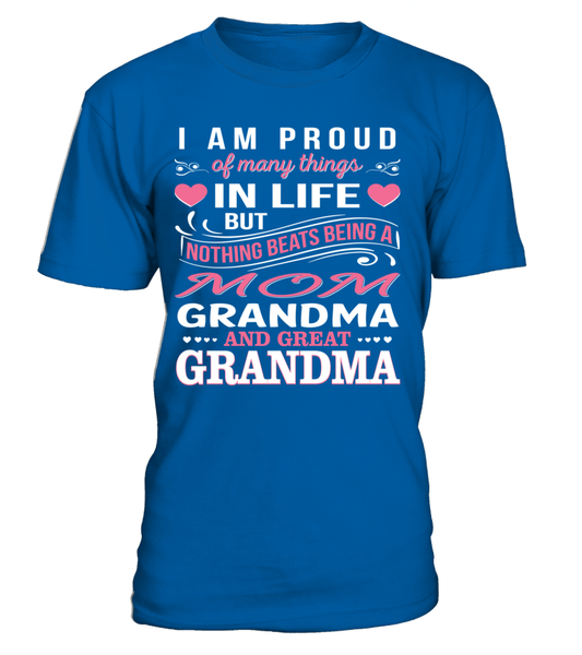 NOTHING BEATS BEING A GREAT-GRANDMA