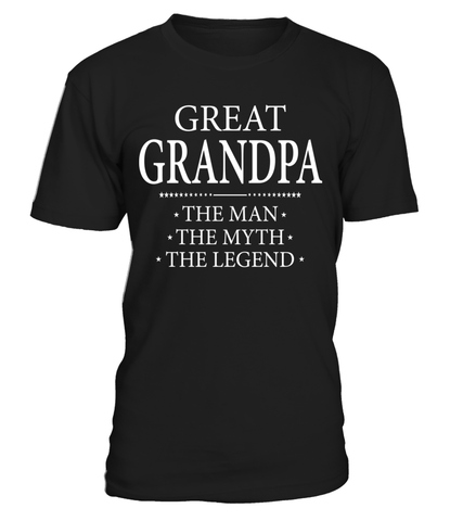 GREAT-GRANDPA THE MAN